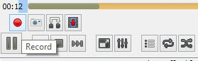 Record with VLC