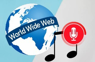 how to record internet audio