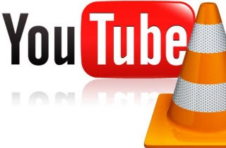 play youtube in vlc