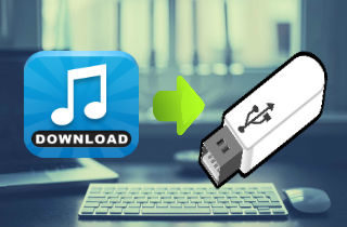 How to Download Music to USB Flash Drive