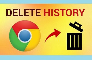 How to Recover Google Chrome History