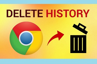 recover chrome history