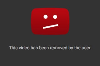 recover deleted youtube videos