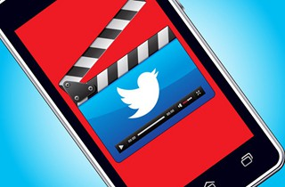 share video on twitter