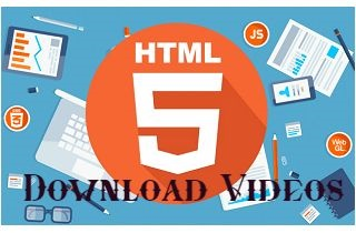 download html5 video