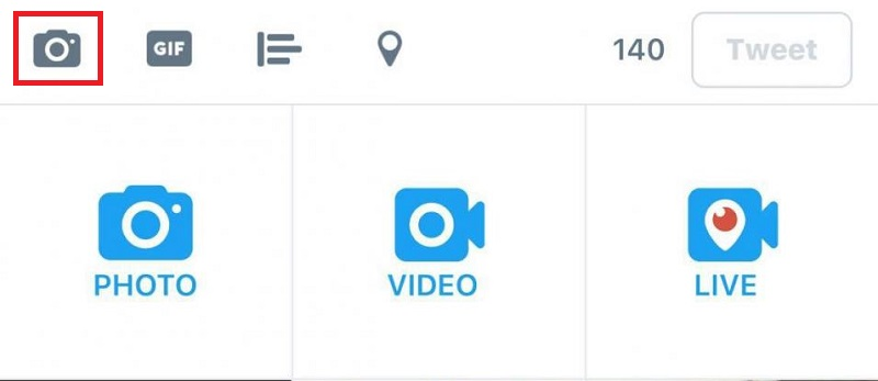 share-video-twitter-android-step1