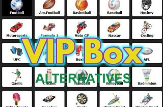 Best 10 Websites Like VIPBox for Live Sports Streaming