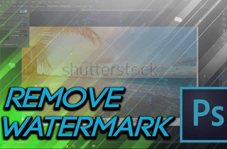 How to Remove Watermarks in Photoshop