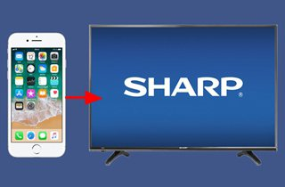 How to Connect Your iPhone to Sharp TV