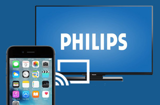 5 Good Ways to Mirror iPhone to Philips Smart TV