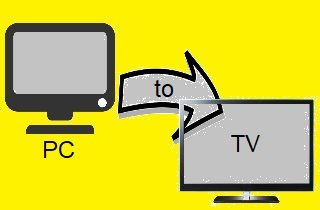 How to Wirelessly Mirror PC to TV