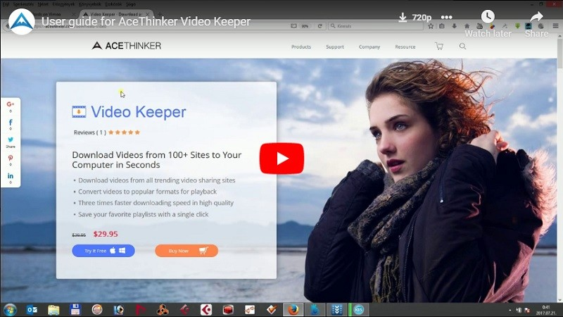 video keeper user guide thumbnail