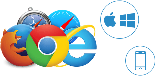 support multiple browsers