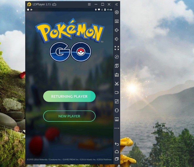 play-pokemon-go-pc-ldplayer