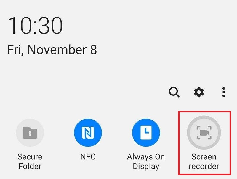 record-livestream-android-quick-settings