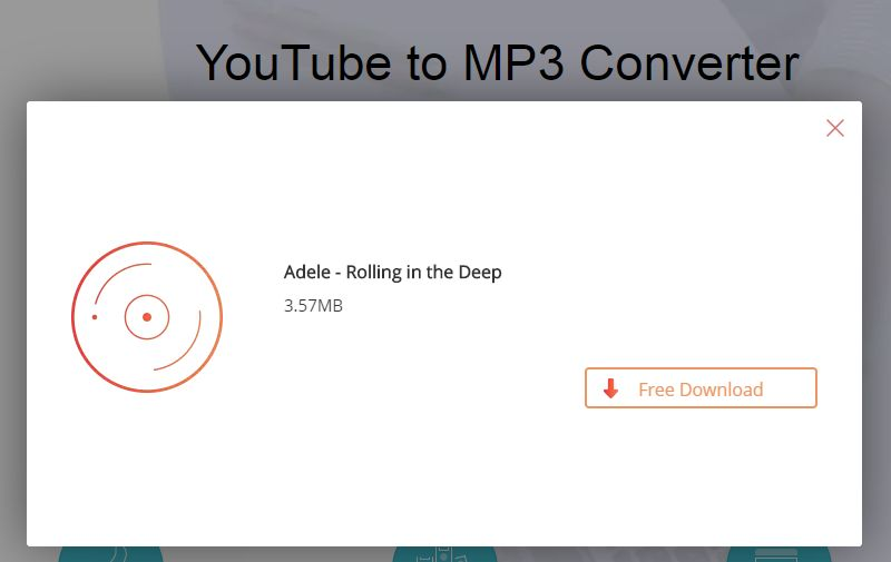 youtube url to mp3