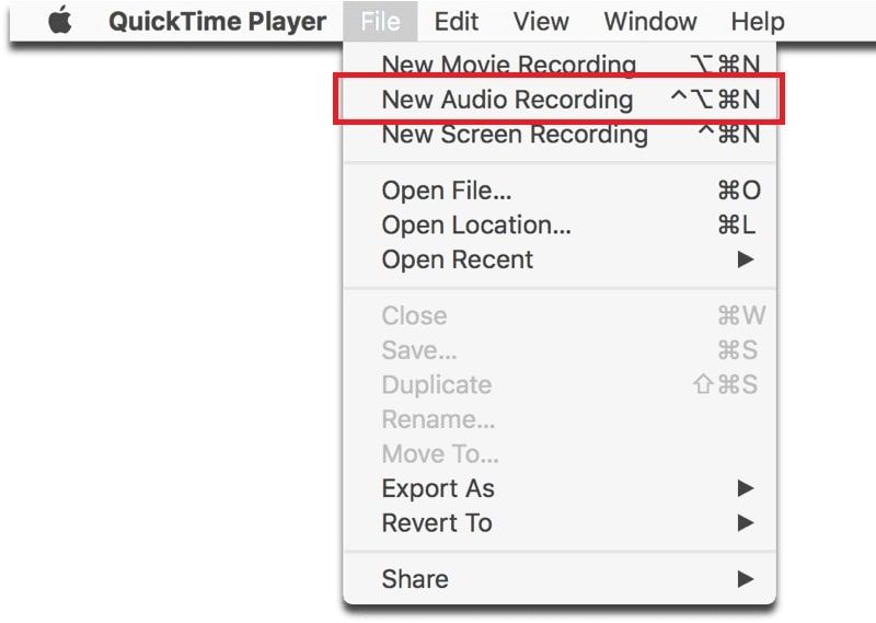 quicktime interface
