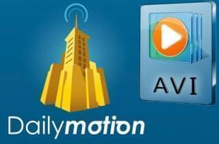 How to Download Dailymotion to AVI for Playing Offline