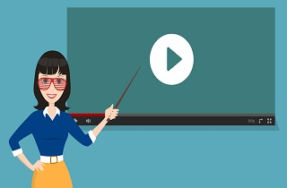 feature make video lectures