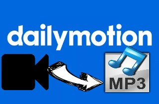 How to Convert Dailymotion to MP3