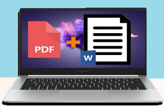 featured insert pdf into word